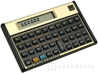 La HP-12C cumple 30 años, y como el primer día, Imagen 1