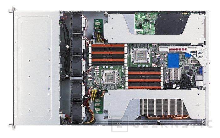 Servidor ASUS ESC4000 GPU, Imagen 1