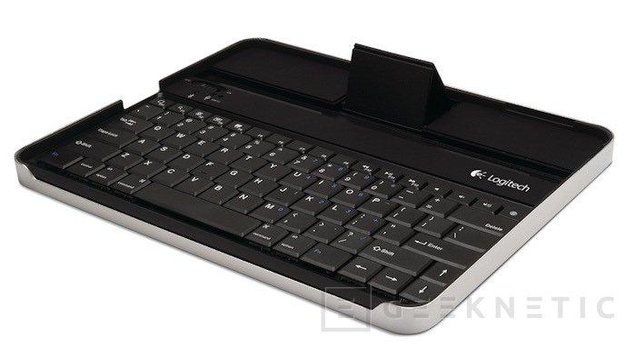 Nuevos periféricos para Tablet de Logitech, Imagen 1