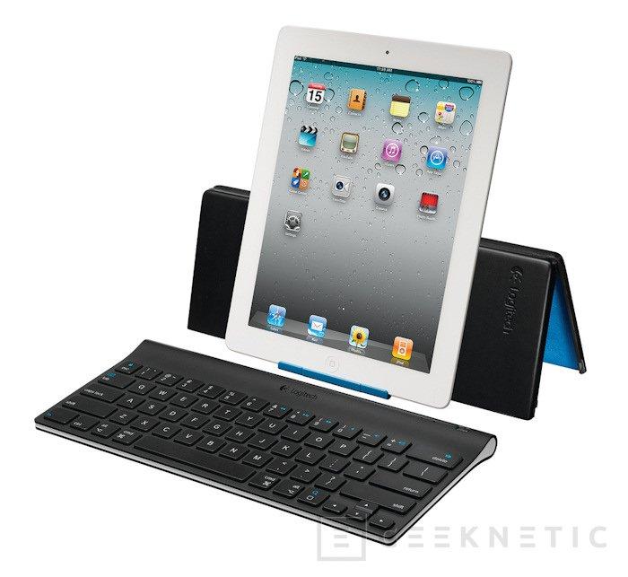 Nuevos periféricos para Tablet de Logitech, Imagen 2