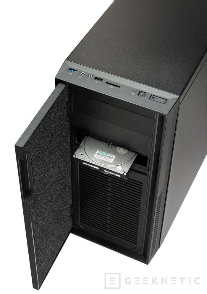 Nueva Silencio 550 de Cooler Master, Imagen 2