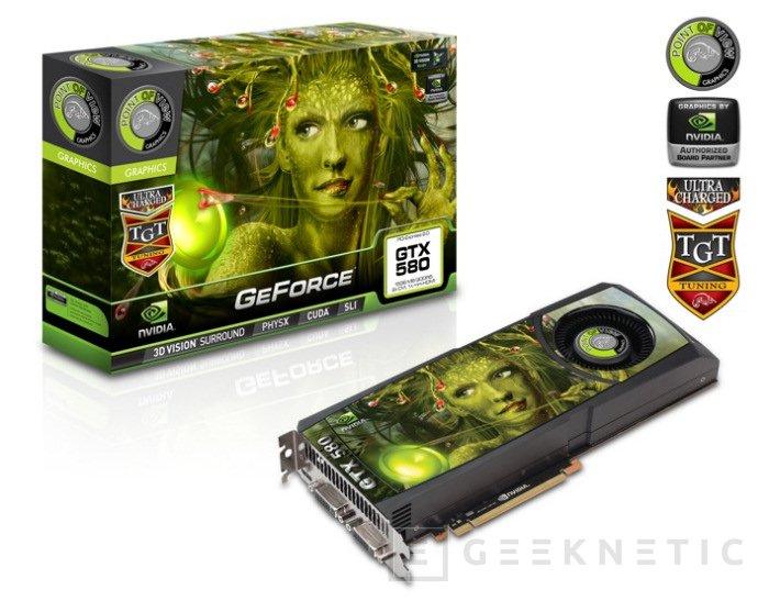Nueva Pov/TGT Geforce GTX 580 Ultracharge, Imagen 1