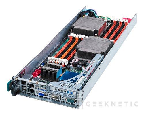 Nuevo servidor HPC RS724Q-E6/RS12 de ASUS, Imagen 2