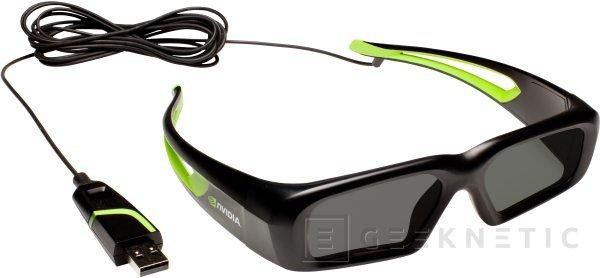 Nuevas gamas 3D de Nvidia con cable, Imagen 1