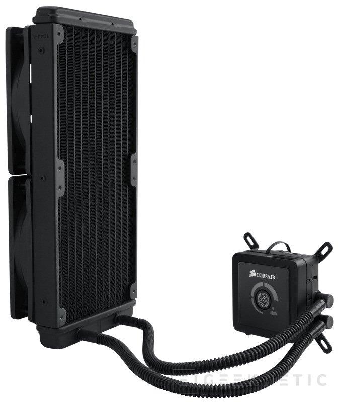 Corsair presenta nuevas cajas y sistemas de refrigeración, Imagen 2