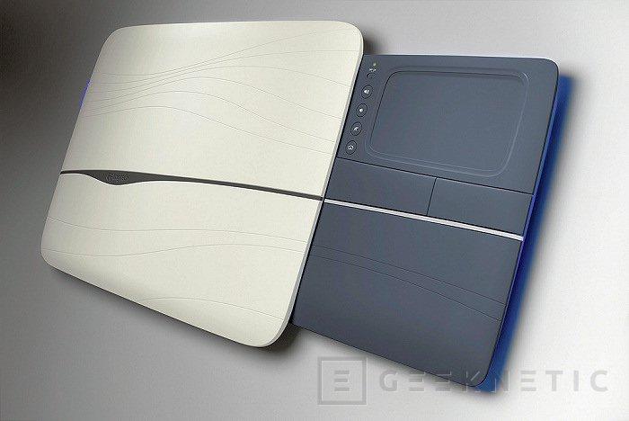 Logitech lanza nuevo LapDesk, el N600, Imagen 2