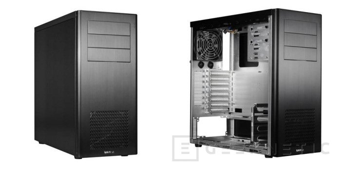 Nuevas PC-C60 y PC-6 de Lian Li, Imagen 2
