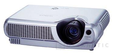 Nuevo videoproyector CP-S210 de Hitachi, Imagen 1