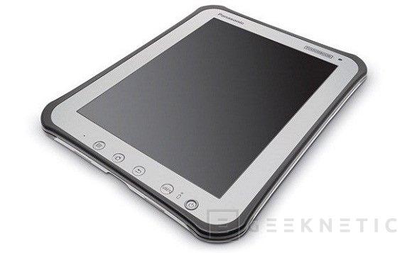 Panasonic Toughbook Tablet, Imagen 1