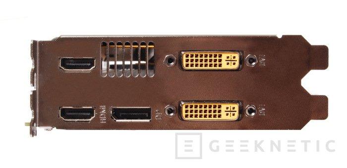 Zotac amplia su gama Multiview con un nuevo modelo Geforce 550 Ti, Imagen 2