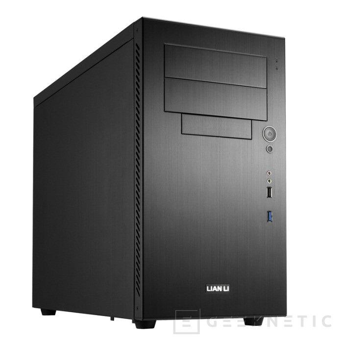 Lian Li rediseña su gama semitorre con la nueva PC-A05FN, Imagen 2