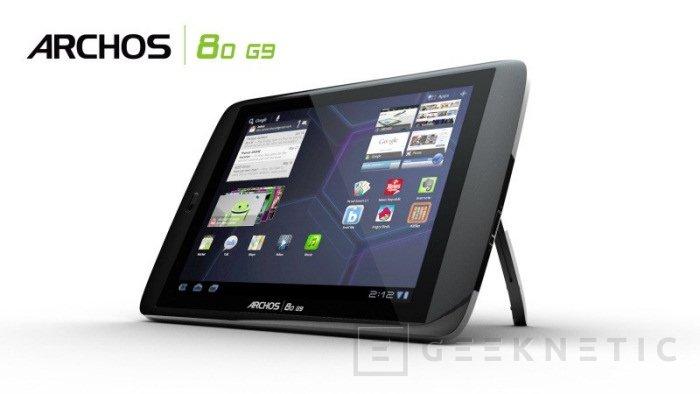 Archos prepara dos nuevos tablet para después del verano, Imagen 3