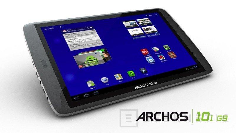 Archos prepara dos nuevos tablet para después del verano, Imagen 2