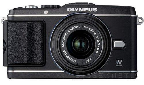 Nuevas cámaras de lentes intercambiables de Olympus, Imagen 1