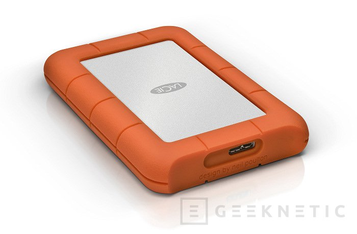 LaCie lanza el nuevo Rugged Mini USB 3.0, Imagen 1
