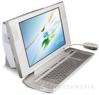 """Nueva tecnología multimedia para los Sony Vaio Desktop """"All-in-one"""", Imagen 1"""