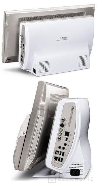 """Nueva tecnología multimedia para los Sony Vaio Desktop """"All-in-one"""", Imagen 2"""