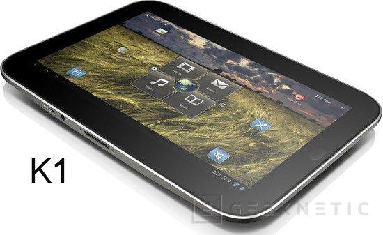 Lenovo lanza tres tablets para clientes bien diferenciados, Imagen 1