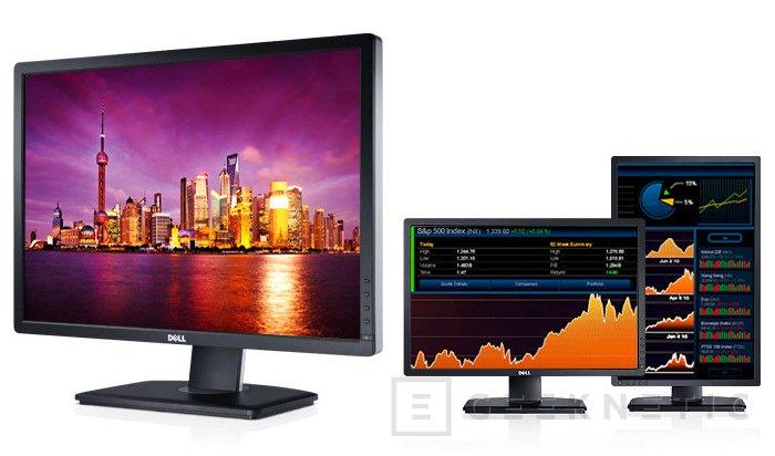 "Dell introduce nuevo monitor IPS de 24"": UltraSharp U2412M, Imagen 1"