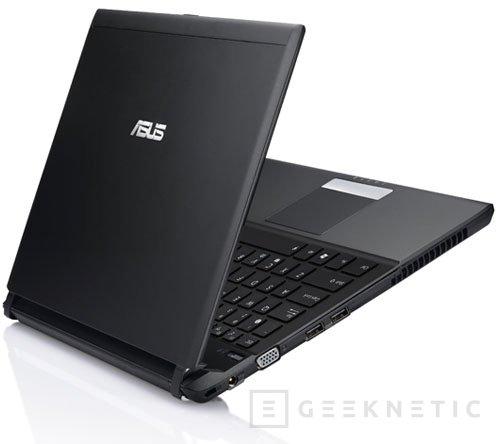 ASUS actualiza el U36 en una nueva variante SD, Imagen 1