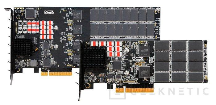 OCZ presenta los nuevo Z-Drive R4, Imagen 1