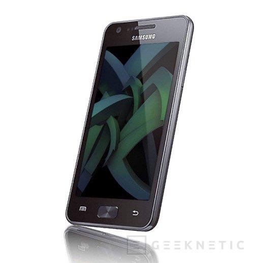 Samsung y Nvidia presentan el Galaxy R en Europa, Imagen 1