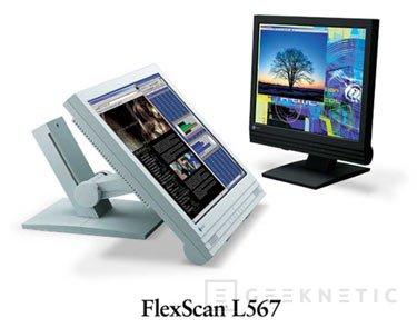 Eizo presenta el FlexScan L567, Imagen 1