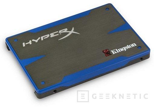 Los discos SSD Kingston HyperX ya están disponibles, Imagen 1