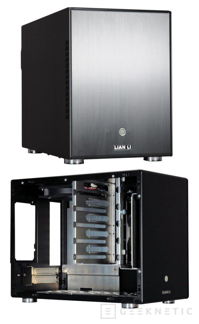 Nuevas PC-V353 y PC-Q25 de Lian Li, Imagen 2