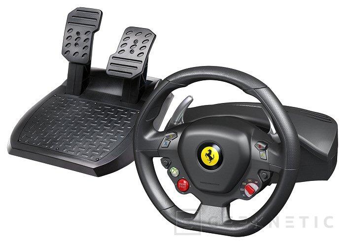 Thrustmaster Ferrari 458 Italia Racing Wheel, Imagen 1