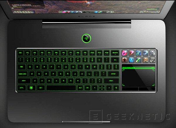 Razer sorprende con el lanzamiento de un portátil: el Blade, Imagen 3