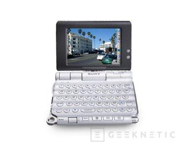 Sony presenta el CLIÉ PEG-UX50, Imagen 3