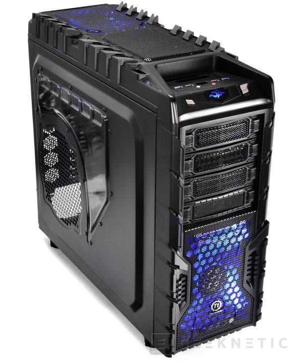 Thermaltake lanza la nueva Overseer RX-I, Imagen 1