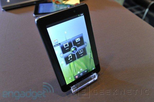 Ideapad A1, el Tablet Lenovo de menos de 200 Euros, Imagen 1