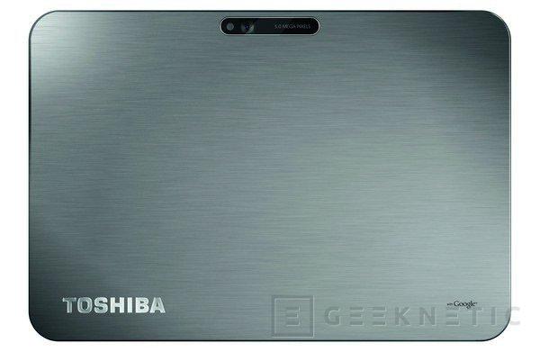 Nuevo Tablet AT200 de Toshiba, Imagen 2