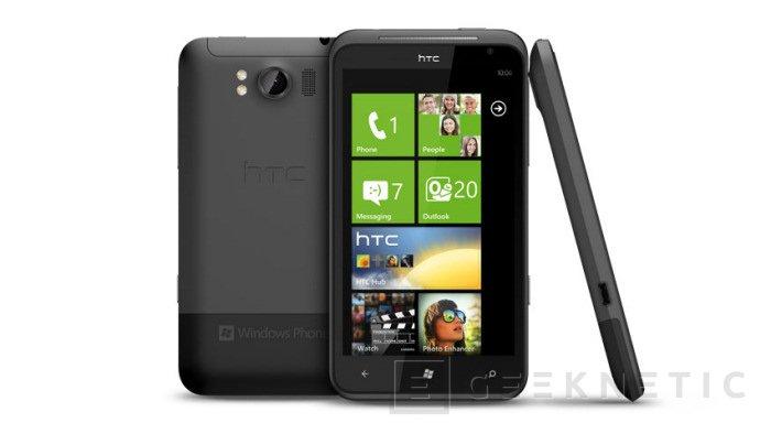 El nuevo HTC Titan hace honor a su nombre, Imagen 1
