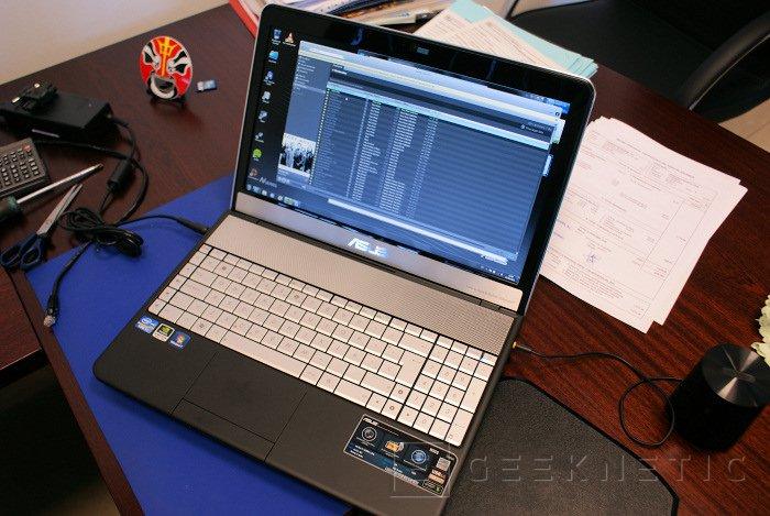 ASUS introduce nueva serie N55, Imagen 1