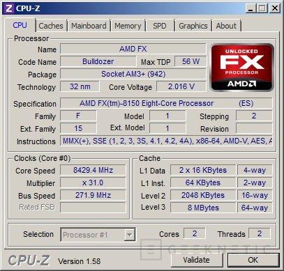 Los nuevos FX de AMD superan el récord mundial de frecuencia, Imagen 1