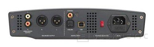 Xonar Essence One. El  primer DAC de alta gama de ASUS, Imagen 1
