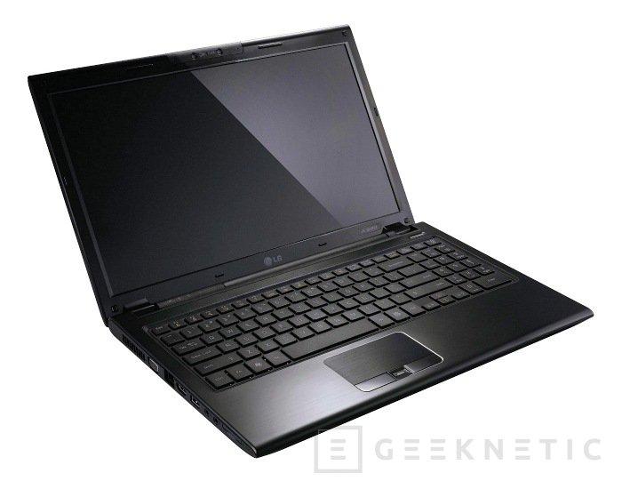 LG lanza nuevo portátil estrella con 3D como piedra angular, Imagen 1