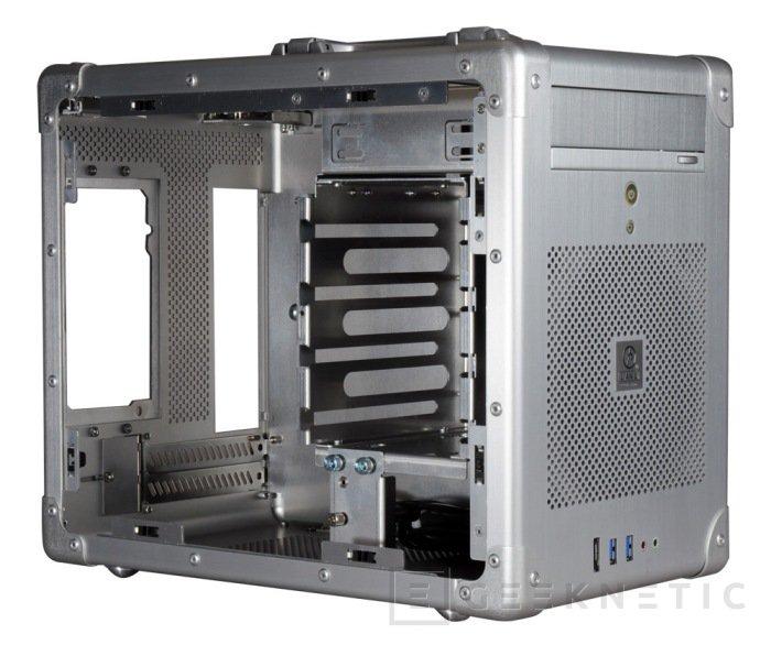 Lian Li explora nuevos conceptos con la PC-TU200, Imagen 2