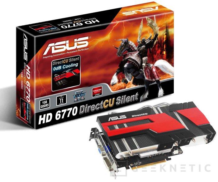 ASUS potencia su gama pasiva con una nueva Radeon 6770, Imagen 1