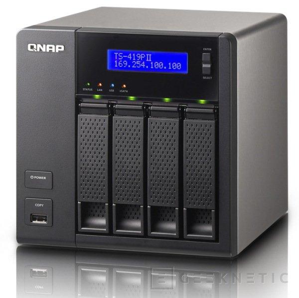 Qnap introduce nuevos modelos de entrada, Imagen 1