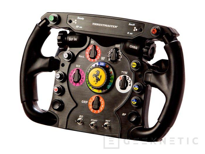El volante del F1 150º Italia costara 149 Euros, Imagen 1
