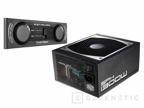 Cooler Master Hybrid Silent Pro, Imagen 2