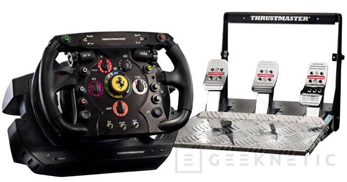 Thrustmaster Ferrari F1 Wheel Integral T500, Imagen 1