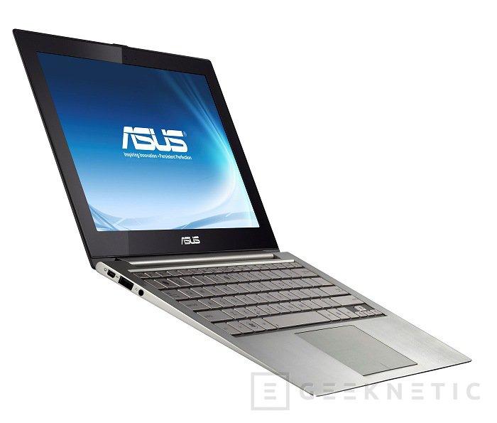 ASUS introduce sus nuevos Zenbook, Imagen 1