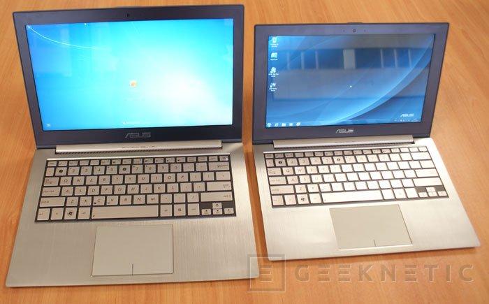 ZenBook de ASUS, Potencia en un tamaño inimaginable, Imagen 1