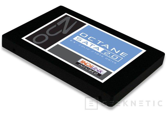 Nuevos discos SSD Octane de OCZ con controladoras Indilinx, Imagen 2