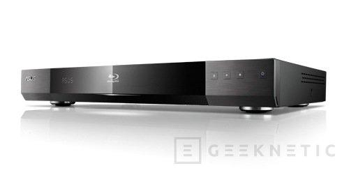 ASUS incorpora nuevos reproductores Blu-Ray a su catálogo, Imagen 1